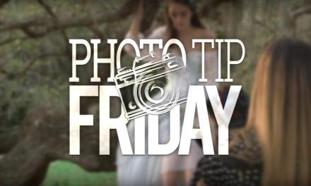 """Photo Tip Friday: Irene Rudnyk """"Posing"""""""